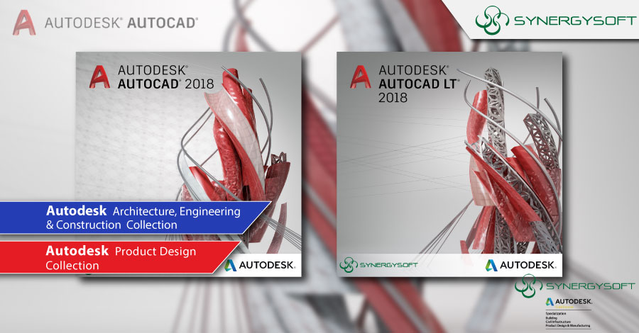 Autodesk AutoCAD 2018 and Autodesk AutoCAD LT 2018 for MAC