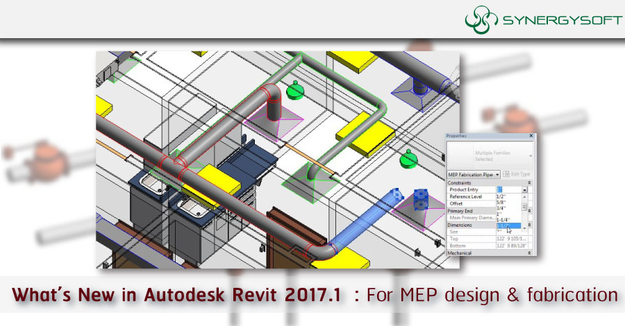 Revit 2017.1 For MEP