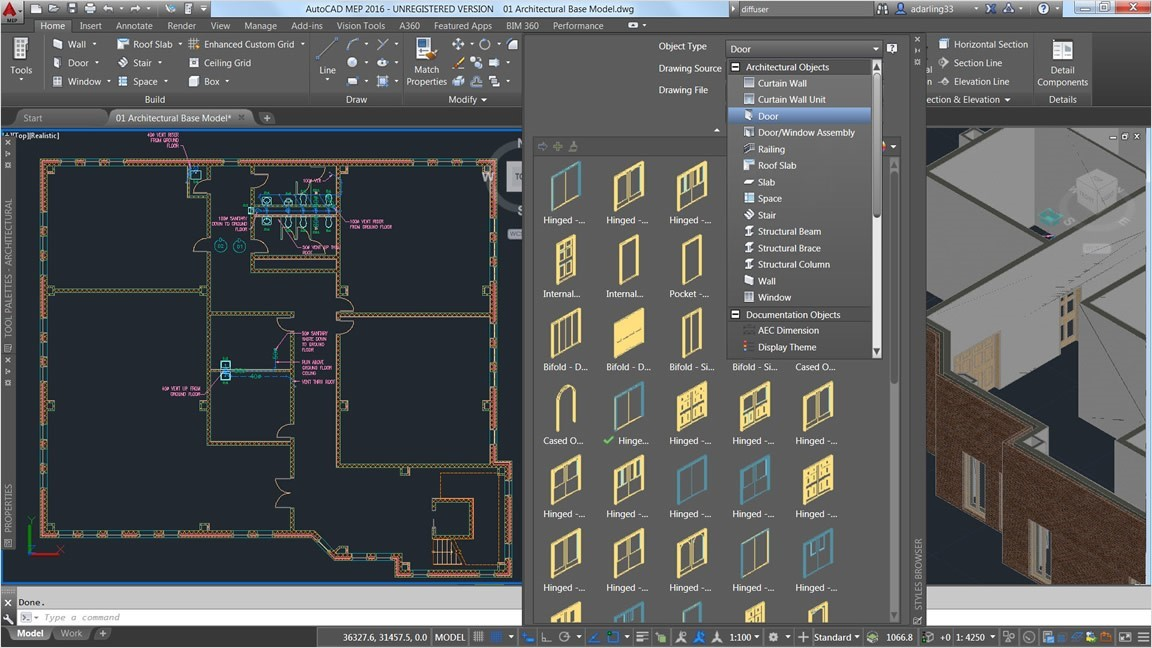 AutoCAD Architecture Documentation