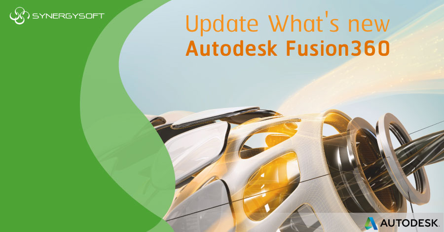 Update What's new Fusion 360